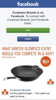 Cookware brands – Win a Circulon Symmetry 36cm Open Stirfry Pan (prize valued at $219.95)