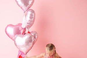 Costume Box Snap & – Win Our Heart Balloons Pack of 6