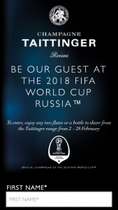 Crown Melbourne – Win Trip to Russia FIFA World Cup (prize valued at $20,000)