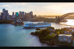 Cruise Passenger – Win a Cruise for 2 on The Norwegian Jewel (prize valued at $4,000)