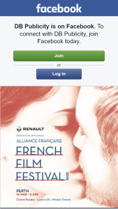 DB Publicity – Win Double Passes to Alliance French Film Festival Perth