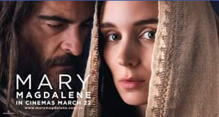DB Publicity – Win One of Ten Double Passes to See Mary Magdalene