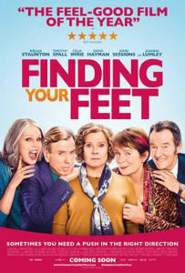 DB Publicity – Win One of Ten Finding Your Feet Double Passes