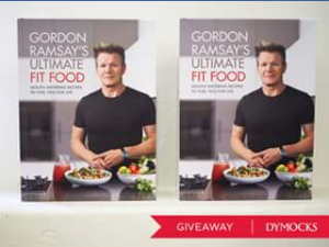 Dymocks – Win One of Two Signed Copies of Gordon Ramsay's Book