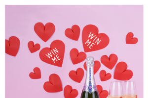 Emperor – Win 1 of 3 Limited Edition Pommery Valentine's Day Gift Packs