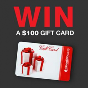 Essential Beauty – Win a $100 Gift Card (prize valued at $100)