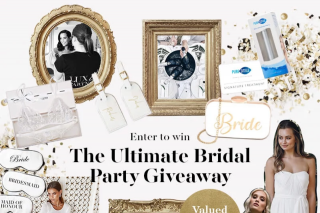 Ester & Co – Win The Ultimate Bridal Party Bundle (prize valued at $5,000)