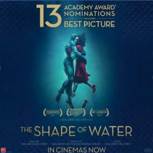 Event Cinemas Chermside – Win a Copy of The Shape of Water Book