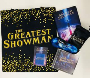 Event Cinemas North Lakes – Win a Greatest Showman Pack