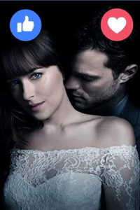 Event Cinemas – Win One of Five Fifty Shades Gift Packs