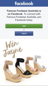Famous Footwear Australia – Win One of 5 Pairs of Jayne Wedges