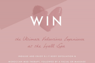Feathers Boutique – Win a Stay for Two at Lyall Hotel and Spa
