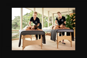 Femail – Win a 60 Minute Couples Massage (prize valued at $295)