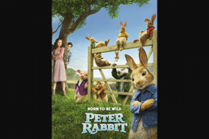 Femail – Win One of 20 X In-Season Double Passes to Peter Rabbit