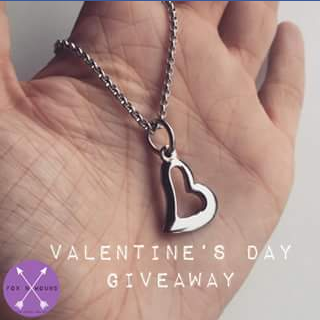Fox n Hound hand stamped jewellery – Win this Gorgeous Necklace