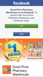 Good Price Pharmacy Warehouse – Return Flights to The Gold Coast From Any Australian Capital City and an Accommodation Voucher to Halcyon House to The Value of $2000. (prize valued at $3,000)