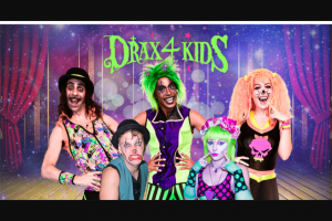 Haven – Win a Drax4kids Package at Draculas (prize valued at $350)