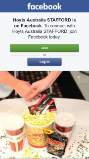 Hoyts cinemas Stafford – Win a Double Pass & Combo for Two