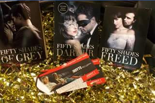 Hoyts Cinemas Sunnybank – Win an Ana Grey Starter Pack