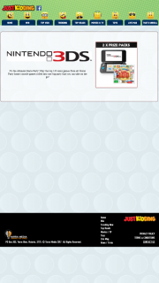 Just Kidding – Win 1/2 Nintendo Ds Plus 100 Mini Games From Mario Party