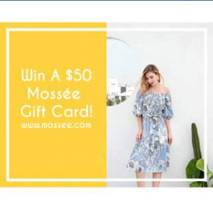 Mossee – Win 1/4 $50 Gift Cards