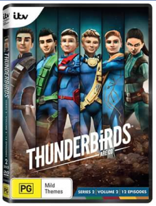 Mum to Five – Win 1 of 10 Copies of Thunderbirds Are Go