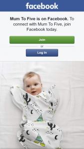 Mum to Five – Win 1 of 2 Sleepy Hugs Newborn Sleep Suits From Baby Loves Sleep