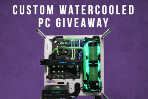 Mwave – Win this Ultimate Custom Built Watercooled Pc From Mwave Featuring a Intel Core I7 Processor (prize valued at $3,499)