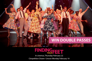 MyCityLife – Win a Double Pass to Finding Your Feet