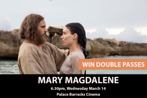 MyCityLife – Win a Double Pass to Mary Magdalene (prize valued at $200)