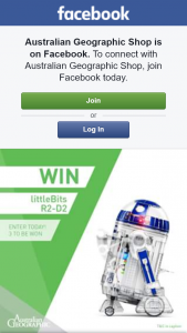 National Geographic – Win One of Three Littlebits Droid Inventor Kits