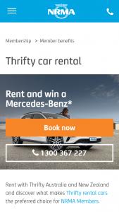 NRMA – Win a Mercedes Benz Gla 180