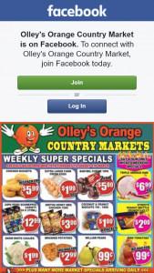 Olley's Orange Country Market – Win Our $50 Fruit & Vegetable Box