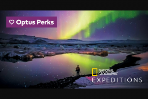 Optus – Win a Trip for 2 to Iceland (prize valued at $31,716)
