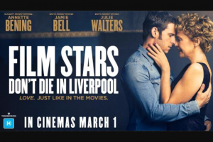 Perth Now – Win Tickets to Film Stars Don't Die In Liverpool closes 12noon