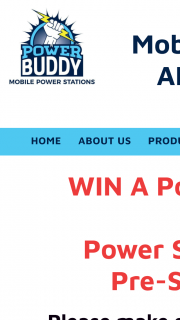 Power Buddy – Win a Power Buddy® Pro 500 Mobile