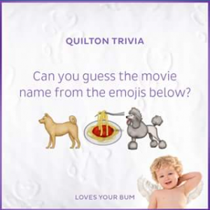 Quilton everyday love – Win $50 Gift Card