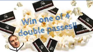 Reading Cinemas Harbourtown – Win One of Four Double Passes