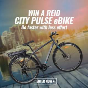 Reid cycles – Win this Perfect Companion to Your Daily Commute