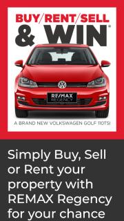 REMAX – Win a Volkswagon Golf 110tsi (prize valued at $25,970)
