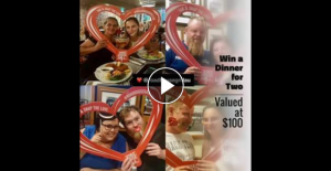 "Roadhouse Grill – Win a Dinner for Two""."