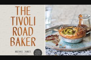 SBS Food – Win a Copy of The Tivoli Road Baker