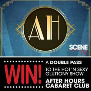 SceneTV – Win Tickets To