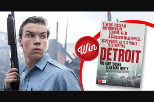 Stack Magazine – Win a Detroit Signed Poster and Blu-Ray