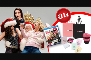 Stack Magazine – Win 1/7 Copies of Bad Moms2 on Blu-Ray