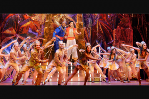 Style Magazines – Win a Double Pass to See The Broadway Spectacular Aladdin