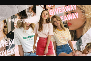 Style magazines – Win 3 Shirts From Our Favourite Instagram It Girl Label
