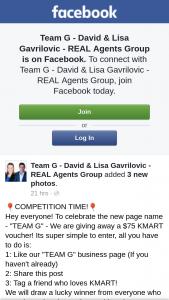Team G – Win a $75 Kmart Voucher