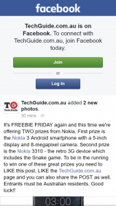 Techguide – Win One of These Great Prizes You Need to Like this Post