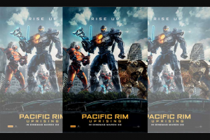 The Music – Win a Double Pass to See Pacific Rim Uprising